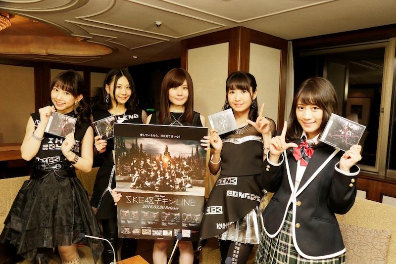 松井珠理奈らSKE48初のLINE LIVEでレギュラー番組獲得。サプライズパーティーもサムネイル画像