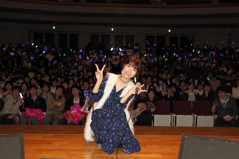 AKB48ゆきりん、初ソロ学祭での恋愛相談に「やらない後悔より、やる後悔」サムネイル画像