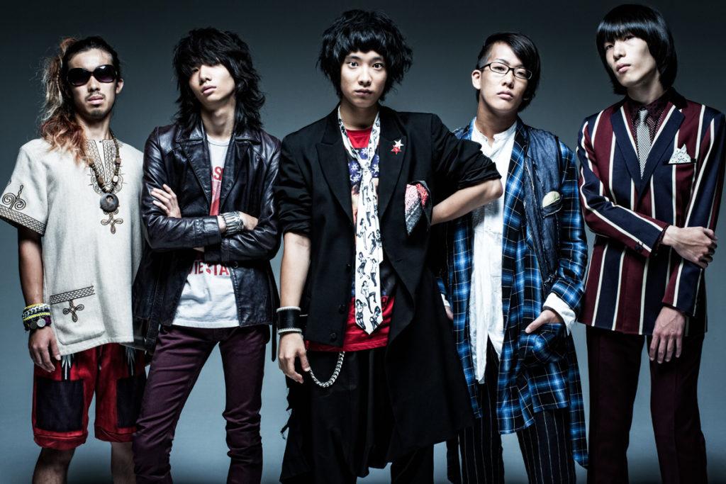 爆弾ジョニー、映画「日々ロック」主題歌を10/22シングルリリース決定サムネイル画像