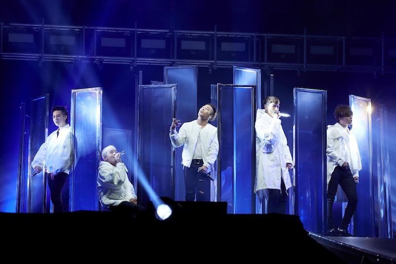 BIGBANG日本ドームツアー最終公演が「dTV」で独占生配信決定サムネイル画像