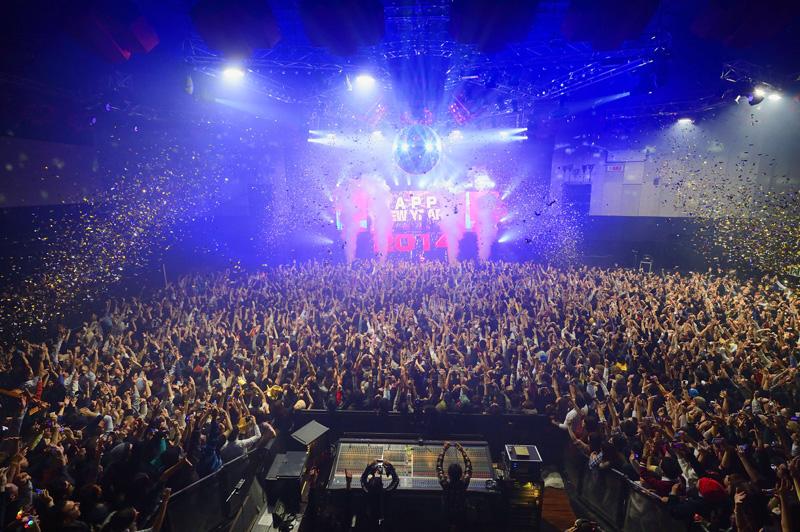 EDM界のスターも来日決定!!DJ KAORI、中田ヤスタカら豪華出演のageHa年越しイベントでカウントダウンから初詣までワンストップで堪能サムネイル画像