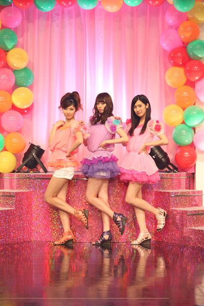 アイドリング!!!の3期生ユニットCDデビュー決定サムネイル画像
