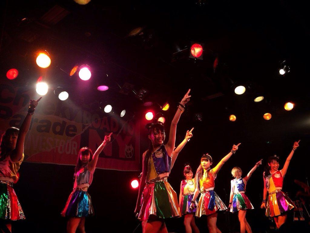 チキパ、NY公演に向けて全力疾走サムネイル画像