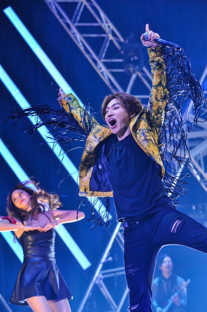D-LITE (from BIGBANG)が笑顔と感動に包まれたツアーファイナル大阪城ホール公演サムネイル画像