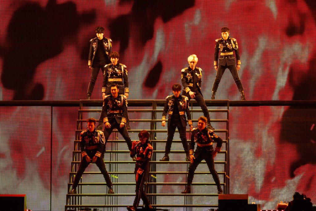 """3年連続の東京ドーム公演!「SUPER JUNIOR WORLD TOUR """"SUPER SHOW 6"""" in TOKYO」開催!サムネイル画像"""