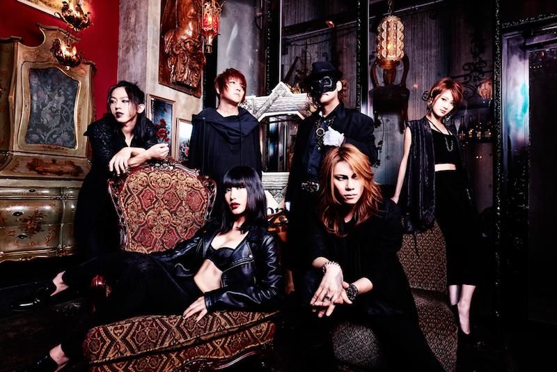 DECAYS、ドリーミュージックよりメジャーデビュー決定!アルバム発売&ツアーも決定!サムネイル画像