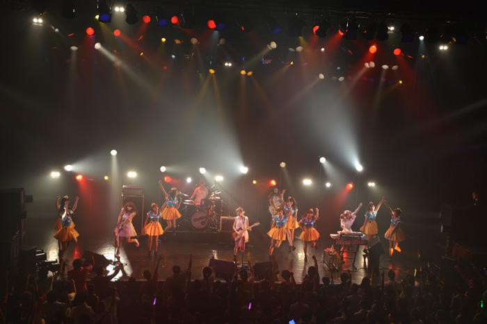 Silent Siren、「P祭 2014夏」でPASSPO☆とコラボもサムネイル画像