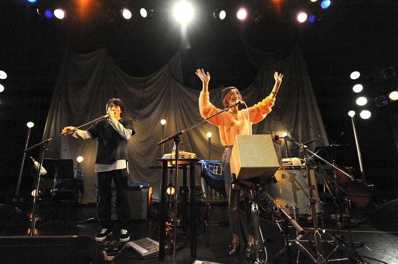 moumoon来春のツアーをファンクラブイベントで発表サムネイル画像