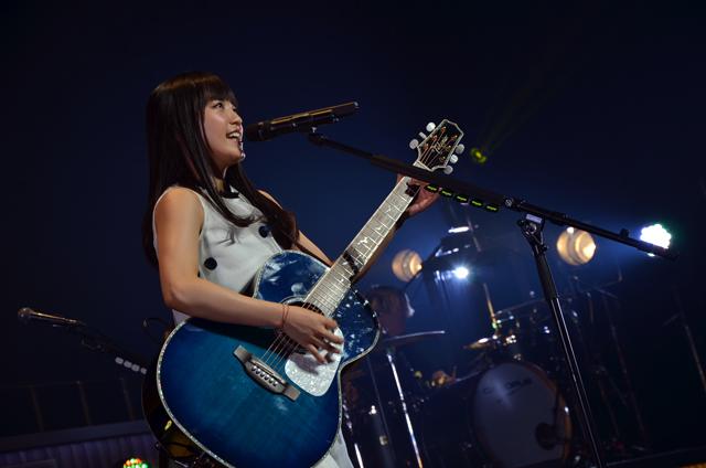 miwa、初のバラードアルバムを引っさげ全国ツアーがスタートサムネイル画像