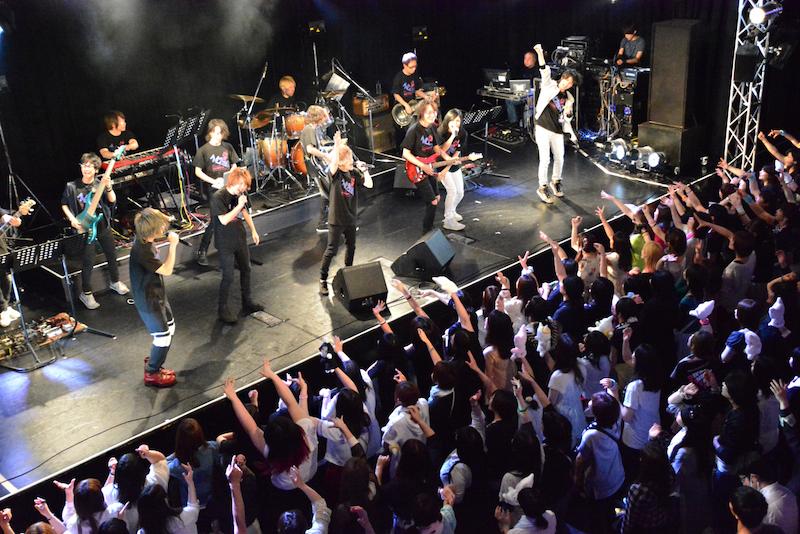 新しいアニソン対バンイベント「ANIMAGICA2016」アンバサダー・ピコ、大役を果たし、新宿ReNY大盛り上がり。「6月11日は大阪!期待して待っててくれ!」サムネイル画像
