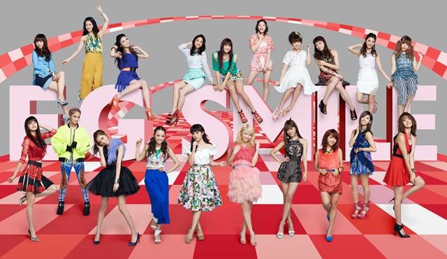 E-girls最新曲「DANCE WITH ME NOW!」がサマンサ新CMに起用サムネイル画像