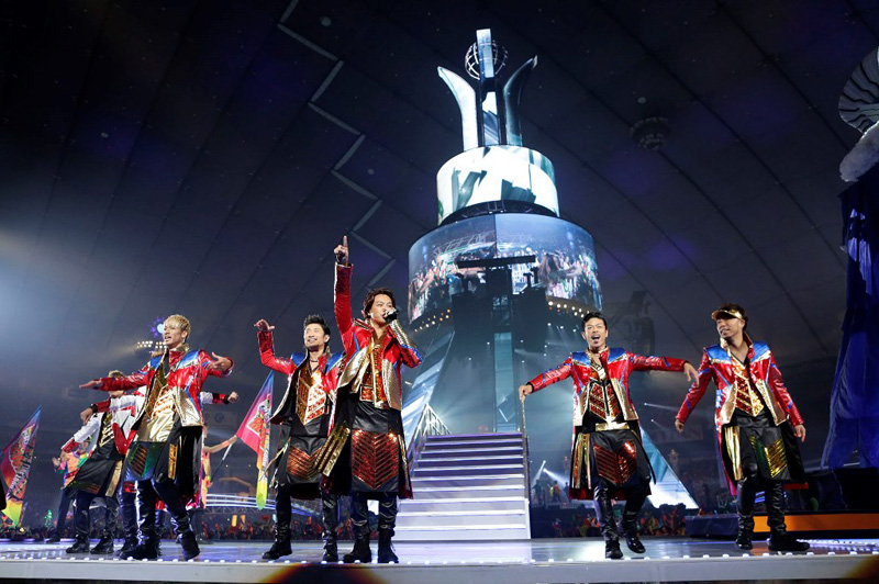 """『EXILE TRIBE PERFECT YEAR』の集大成!""""EXILE一族、史上最大の祭り""""東京ドーム公演開催サムネイル画像"""