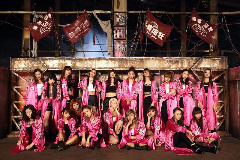 Dream Ami、E-girlsとして初の黒髪姿披露に、「黒髪美人!」「別人かと思った」の声サムネイル画像
