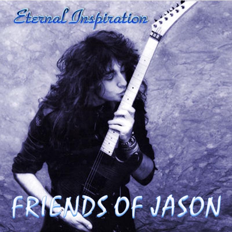 ジェイソン・ベッカーへのチャリティー目的で作られた、国際色豊かな友情の絆、『エターナル・インスピレーション』がリリース!サムネイル画像