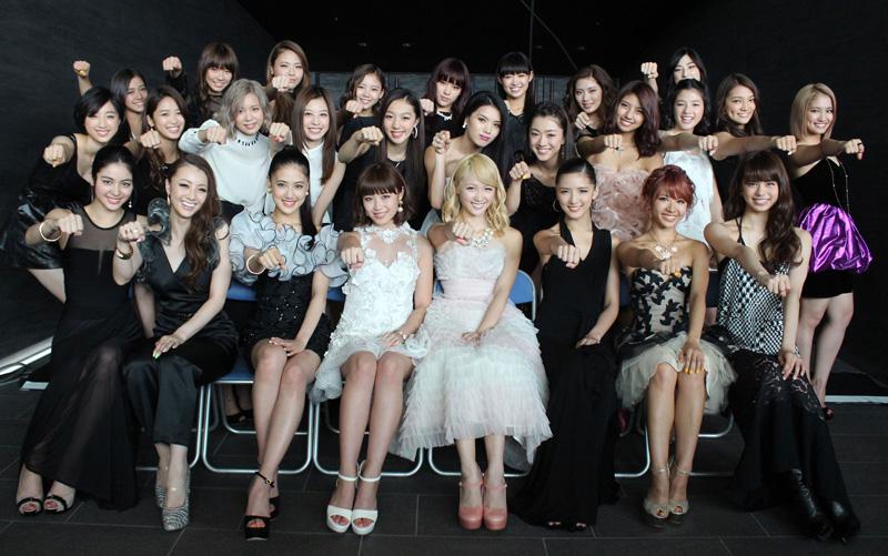三ヶ月連続リリース決定!E-girlsの9月発売ニューシングルは「GTO」新シリーズ主題歌サムネイル画像