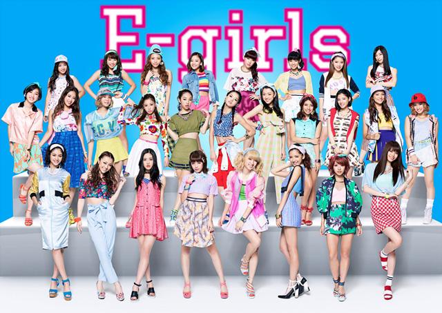 """E-girls""""ドキドキの同窓会""""がテーマの新曲ビデオを公開サムネイル画像"""