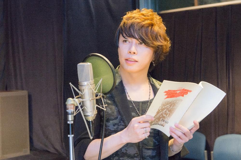 T.M.Revolution 西川貴教がアニメ版『アベンジャーズ』に日本を影で牛耳る悪役として出演サムネイル画像