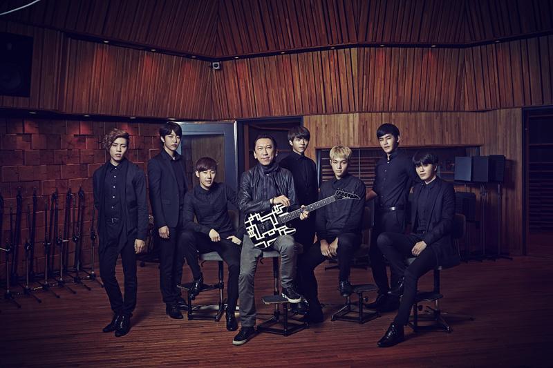 INFINITE 布袋寅泰初となる韓国アーティストへの書き下ろし曲で12月24日ニューシングル発売決定サムネイル画像
