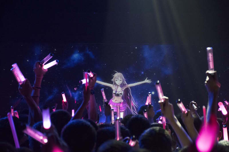 IA初の上海ライブが大盛況!中国の人気歌手「圏九」から応援メッセージも。次は香港、コスタリカ公演へサムネイル画像