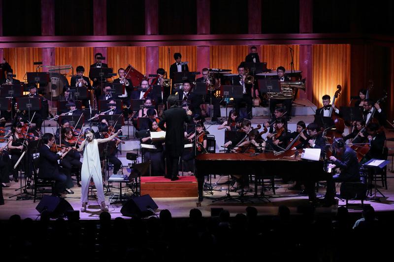 Salyu&小林武史フルオーケストラ公演、初日・西宮公演の動画が公開サムネイル画像