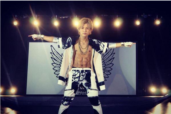 岩田剛典 (EXILE/三代目JSB)、見事な腹筋披露でファン