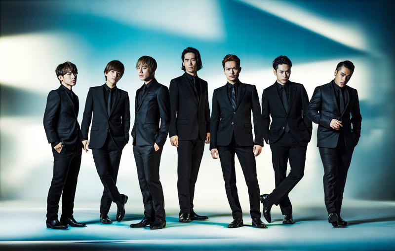 三代目JSB、ニューシングル『Unfair World』特典画像が公開サムネイル画像