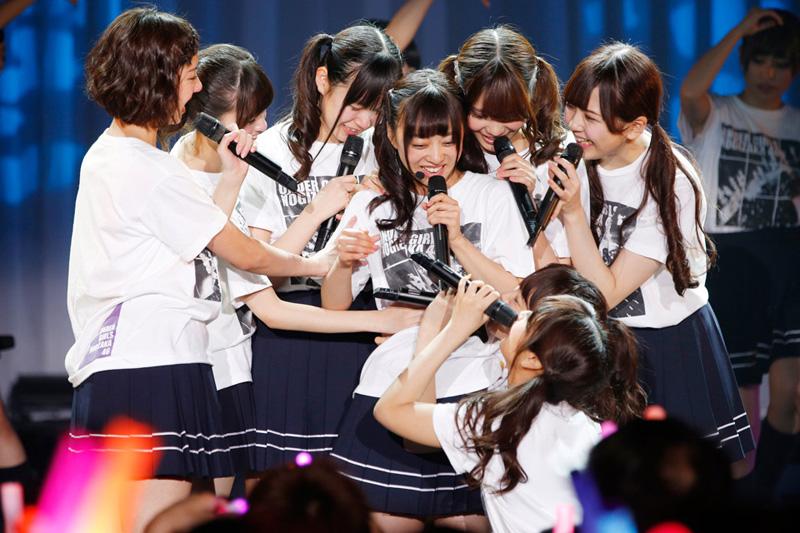 乃木坂46、アンダーライブセカンド・シーズン千秋楽!ラストは感動のスペシャル公演サムネイル画像