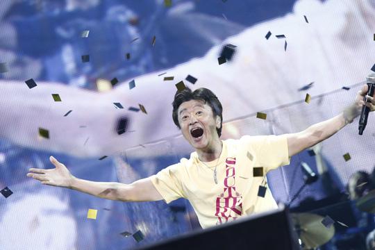 サザンオールスターズ 10年振りの全国ツアー、東京ドームに上陸サムネイル画像