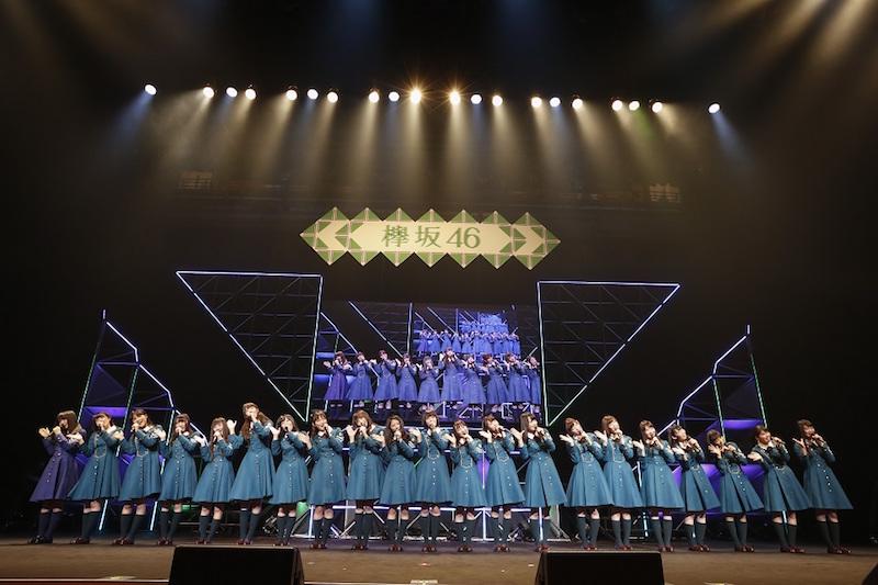 欅坂46、初の単独ライブでシングル収録曲を全曲披露!国際フォーラム5,000人が熱狂サムネイル画像