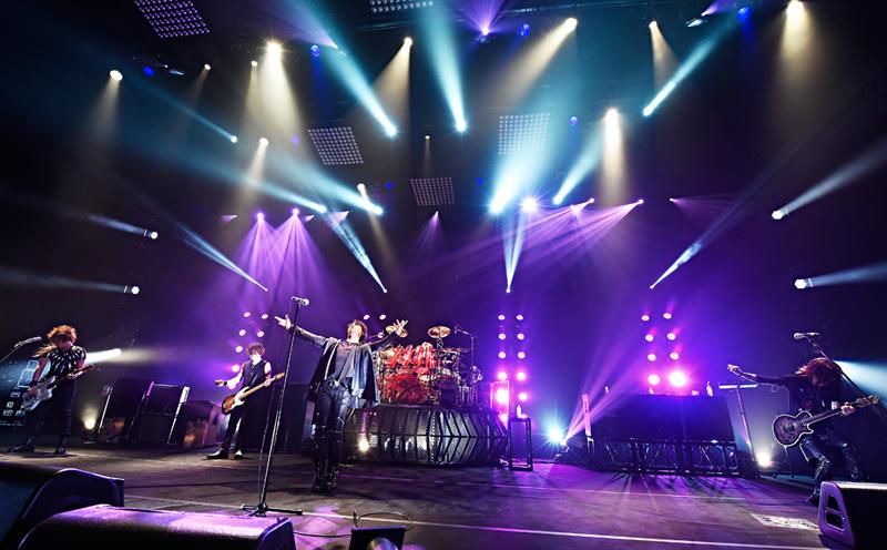 LUNA SEA TOUR FINAL 大阪城ホールで重大発表!サムネイル画像