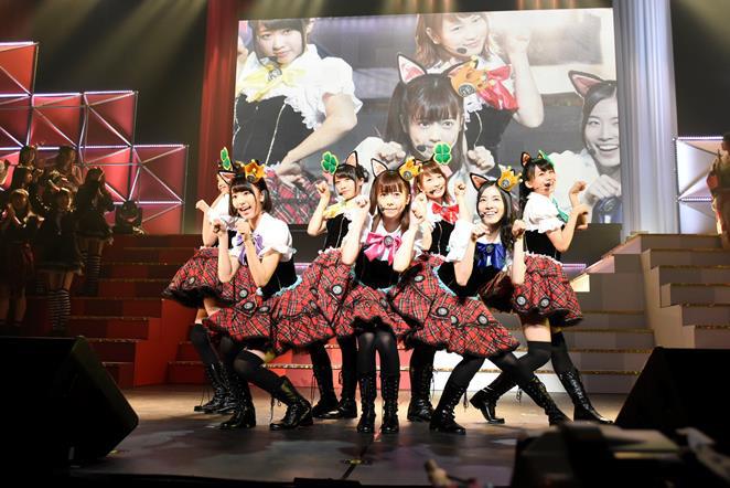 """妖怪ウォッチとAKB48 奇跡のコラボ ぱるるはやっぱり""""塩対応""""サムネイル画像"""