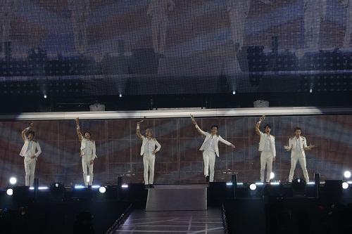 2PM、15万人動員全国ツアーファイナル公演でファンからの愛に感動サムネイル画像