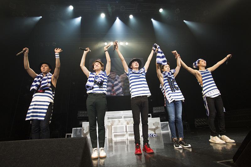 """BIGBANGに続く第2のボーイズグループ""""WINNER""""、初のジャパンツアーが 大盛況のうちに閉幕サムネイル画像"""