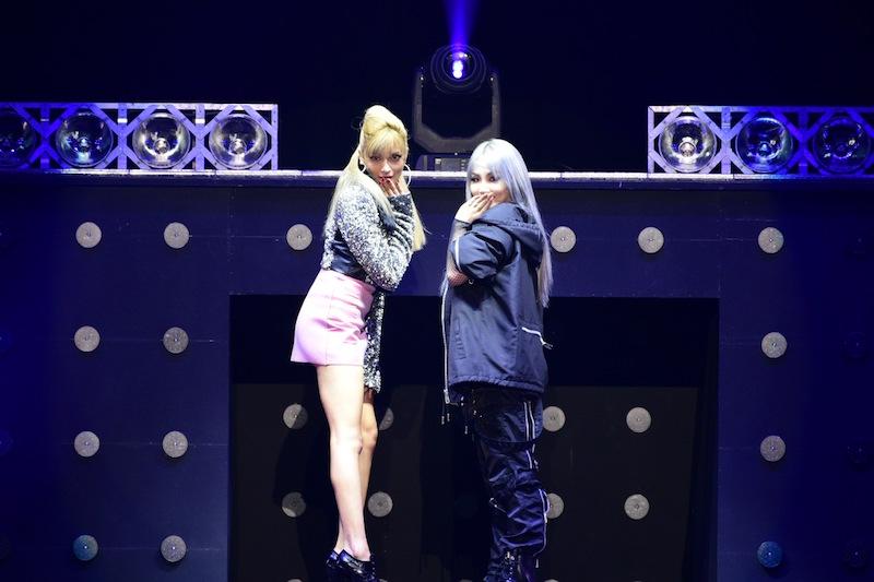 CL(from 2NE1)、ローラとTGCでスペシャルコラボ披露。約1年9ヵ月振りの来日パフォーマンスで観客熱狂サムネイル画像