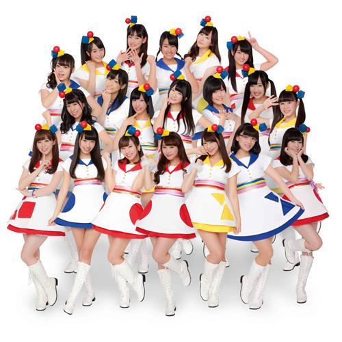 OS☆U(オーエスユー)メジャーデビュー曲が堂々のオリコン総合初登場2位にチャートインサムネイル画像
