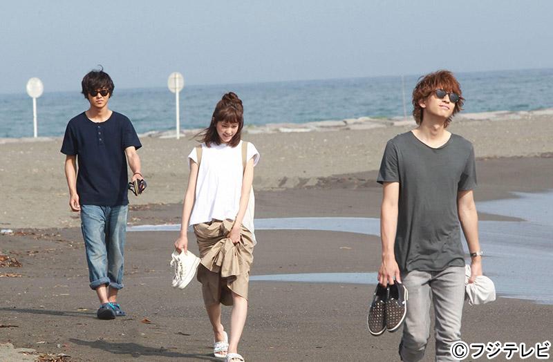月9ドラマ「好きな人がいること」、桐谷美玲に対する三浦翔平の王子様ぶりに「優しさ鼻血出そう」「きゅんきゅんしすぎて心臓もげそう」サムネイル画像