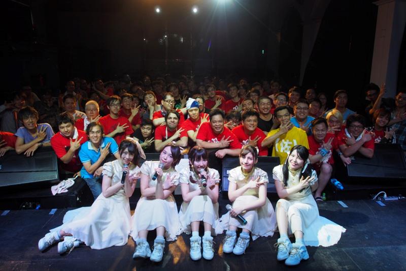 STARMARIE超満員の初台湾ワンマンライブで、7月を皮切りに日本アイドル初の台湾定期公演、10月中国珠海遠征を発表サムネイル画像