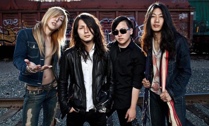 平均年齢23歳のクラシックロックバンド「QUORUM」1stアルバムを全世界配信サムネイル画像