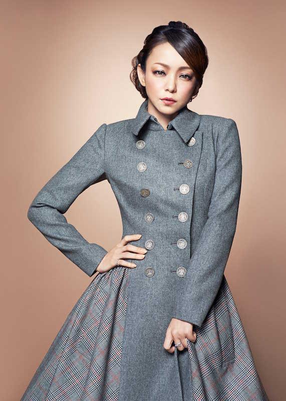 安室奈美恵、NHKリオ五輪テーマ曲歌うサムネイル画像