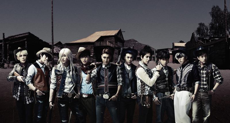 SUPER JUNIOR、最新シングルがオリコン1位獲得&日本公演では28万人を動員!