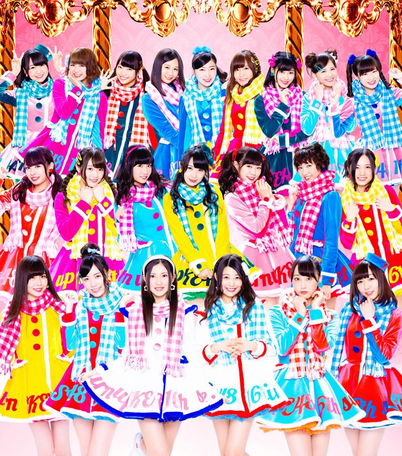 SKE48ニューシングル センターはW松井で勝負サムネイル画像