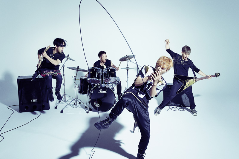 SPYAIR ベストアルバム『BEST』発売記念!『SPYAIRシアターライブ 2014』 開催決定サムネイル画像
