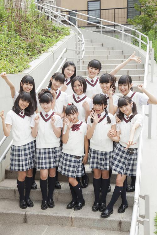 さくら学院 待望のニューシングル「顔笑れ!!」リリース決定!単独ライブも開催サムネイル画像