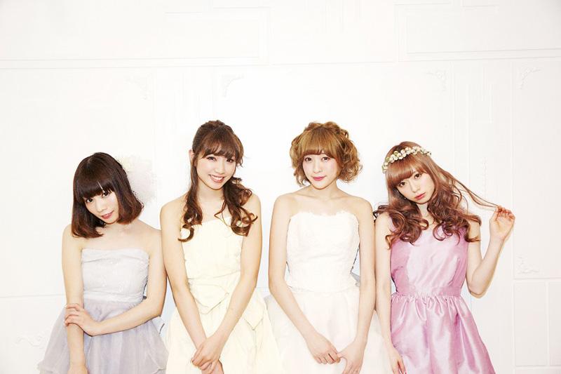 Silent Siren、NHKホールでの追加公演決定!5月21日より「ハピマリ」着うた(R)フル/シングルの配信が決定サムネイル画像