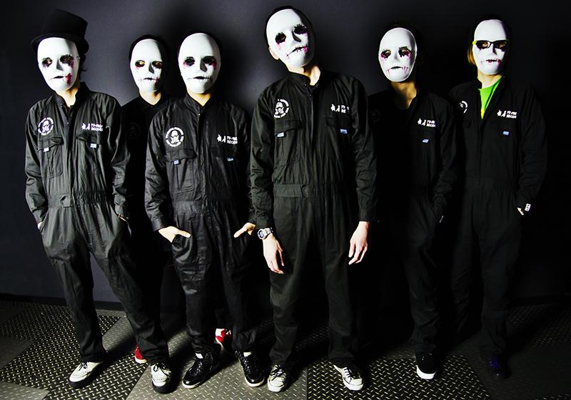 RYOJI&SKA PUNK ZOMBIESが2ndアルバムを発売!リリースツアーも決定!サムネイル画像