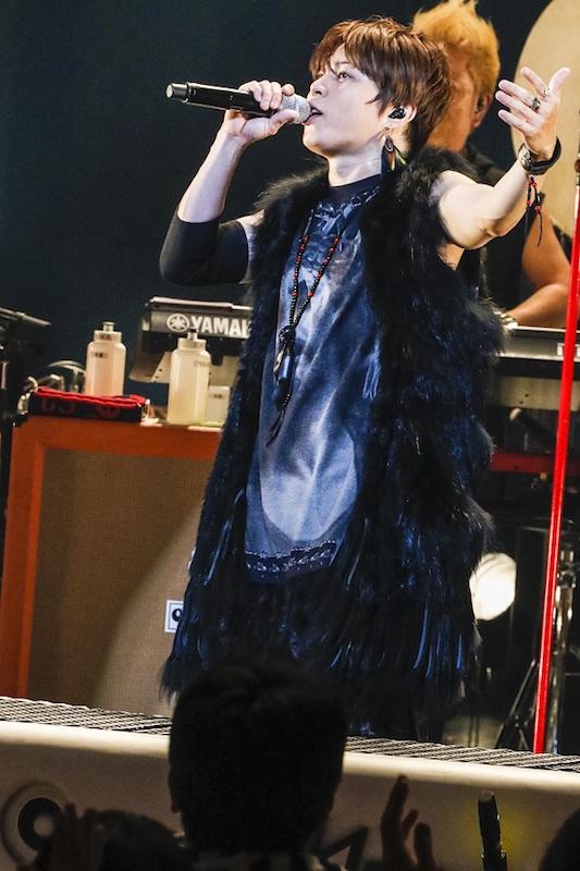 T.M.Revolution デビュー20周年記念日に全国ツアーをスタートサムネイル画像