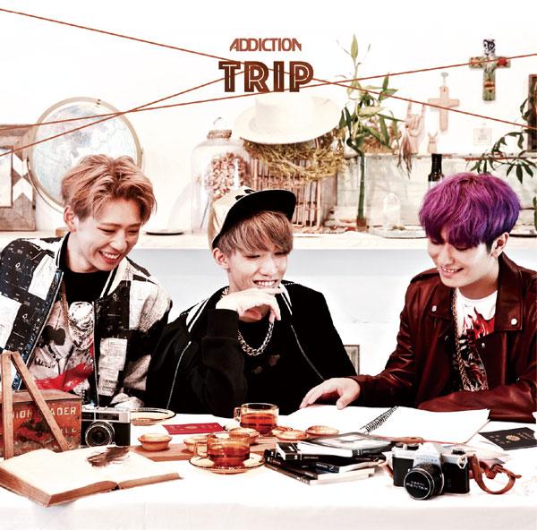 ADDICTION単独公演にて、12/28 1stアルバム「TRIP」リリースを発表!新アー写・ジャケ写も公開サムネイル画像