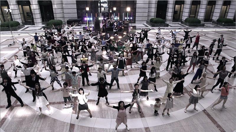 木曜ドラマ劇場「ヤメゴク~ヤクザやめて頂きます~」主題歌「世界は終わらない」MV、期間限定別バージョンフル尺公開サムネイル画像