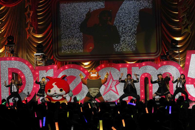 『妖怪ウォッチ』で大ブレイク!Dream5の5周年アニバーサリーライブが大盛り上がりサムネイル画像