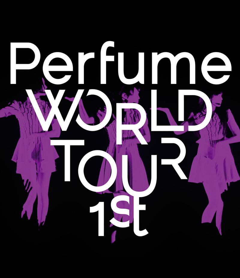 Perfume 自身初のヨーロッパツアーが遂に映像化!初のワールドツアーBlu-rayも同日リリース決定サムネイル画像